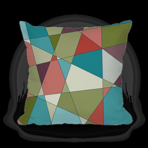 Geometric Mosaic Pattern