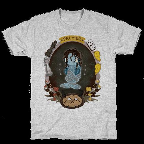 Laura Palmer Fish Mens T-Shirt
