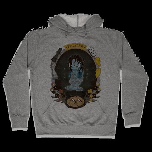 Laura Palmer Fish Hooded Sweatshirt