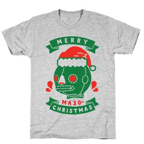 Merry Masochist Christmas T-Shirt