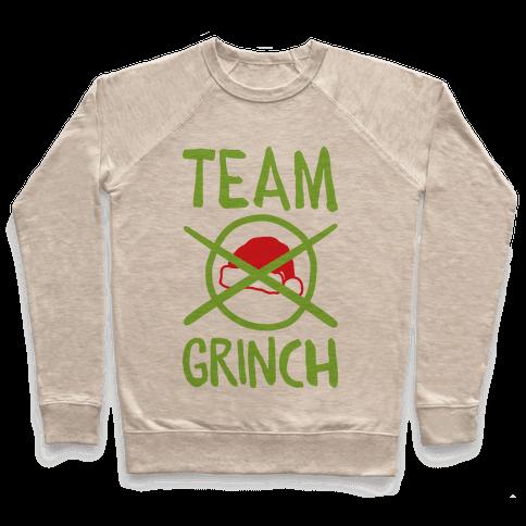 Team Grinch Pullover