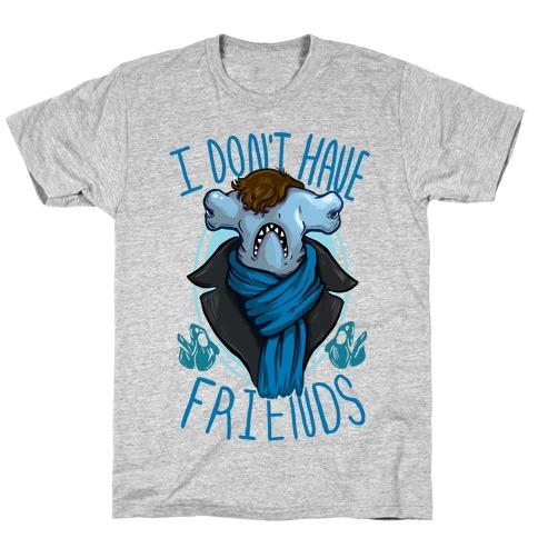 Sharklock Holmes T-Shirt