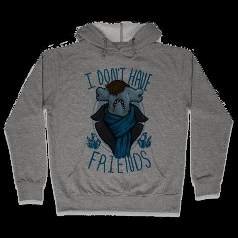 Sharklock Holmes Hooded Sweatshirt