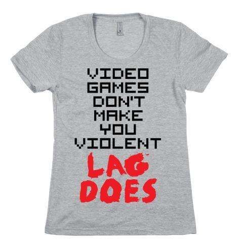 Lag Womens T-Shirt