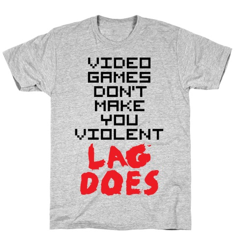 Lag Mens T-Shirt
