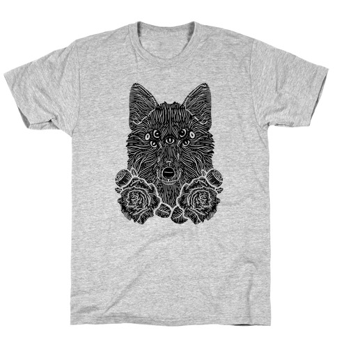 Seven Eyed Fox T-Shirt