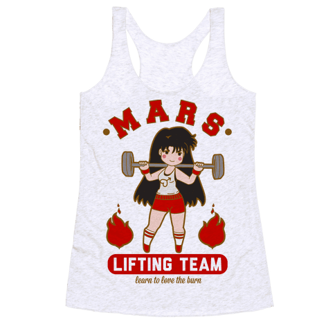 Mars Lifting Team Parody