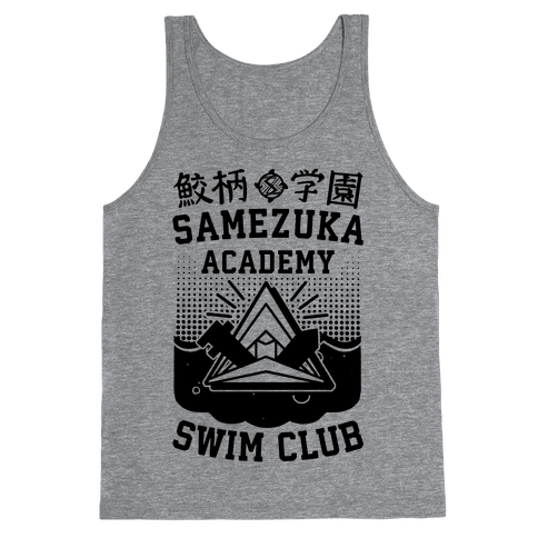 Samezuka Academy Swim Club Tank Top