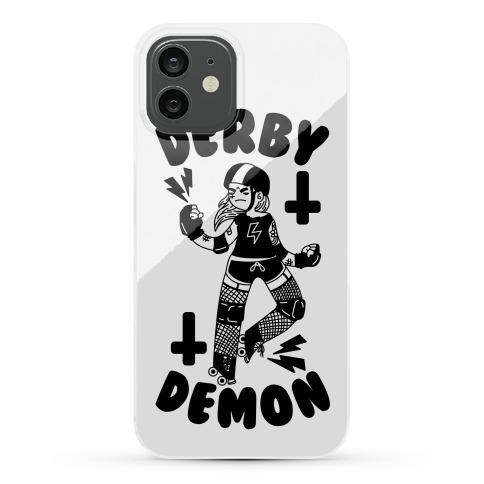 Derby Demon Phone Case