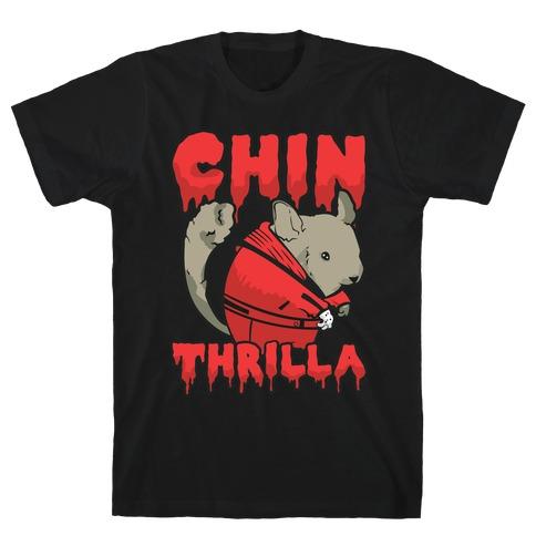 Chinthrilla Mens T-Shirt