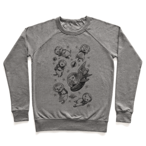 Cats In Space Pullover