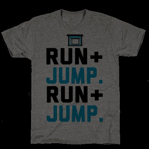 Hurdles: Run and Jump