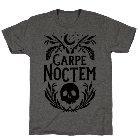 Bonum Nocte Mens T-Shirt