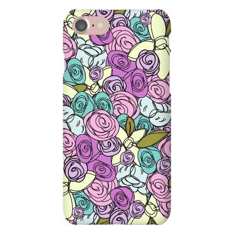Floral Pattern Phone Case