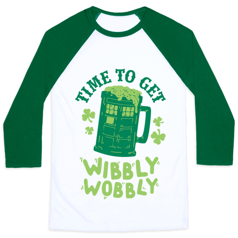Time to Get Wibbly Wobbly