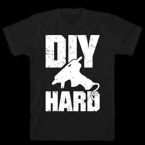 DIY Hard Mens T-Shirt