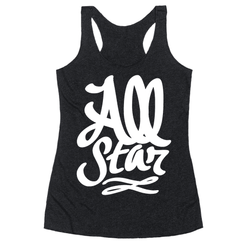 All Star Racerback Tank Top