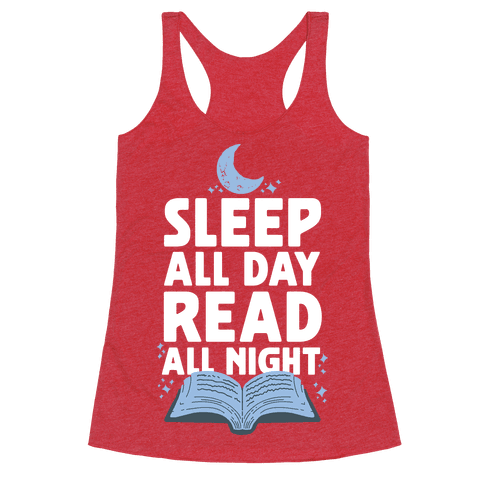 Sleep All Day Read All Night