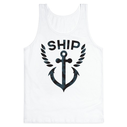Ship Mates (Ship Half) Tank Top