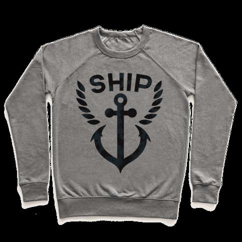 Ship Mates (Ship Half) Pullover