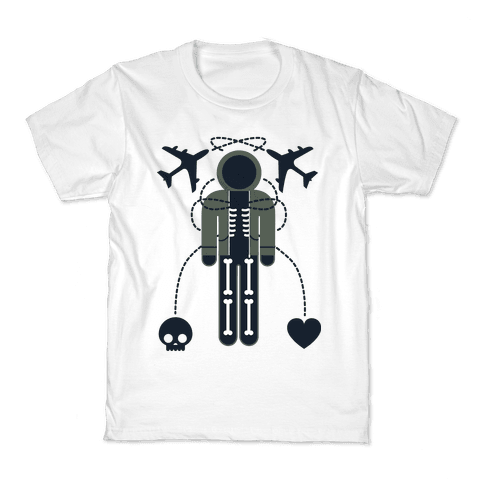 Fear and Love Kids T-Shirt
