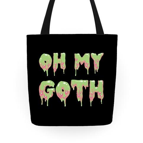Oh My Goth Tote
