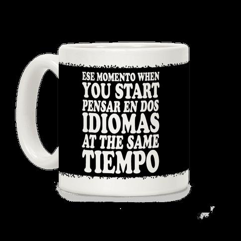 Ese Momento Coffee Mug
