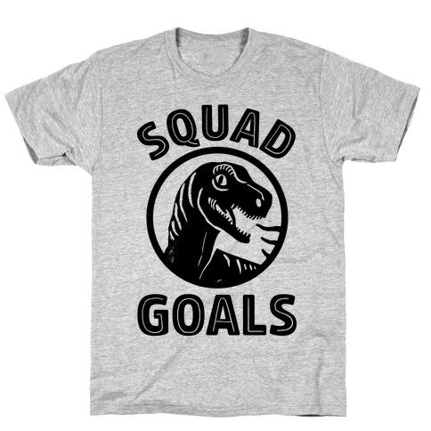 Raptor Squad Goals T-Shirt