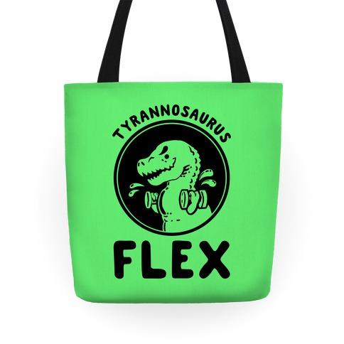 Tyrannosaurus Flex Tote