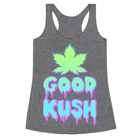 Good Kush Racerback Tank Top