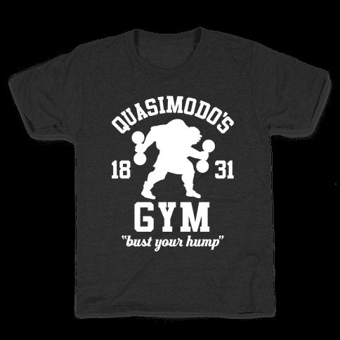 Quasimodo's Gym Kids T-Shirt