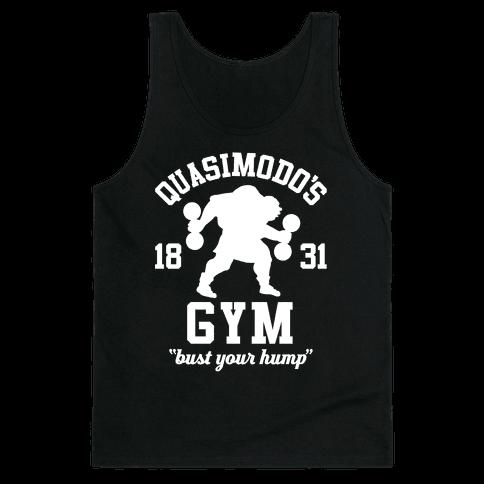 Quasimodo's Gym Tank Top