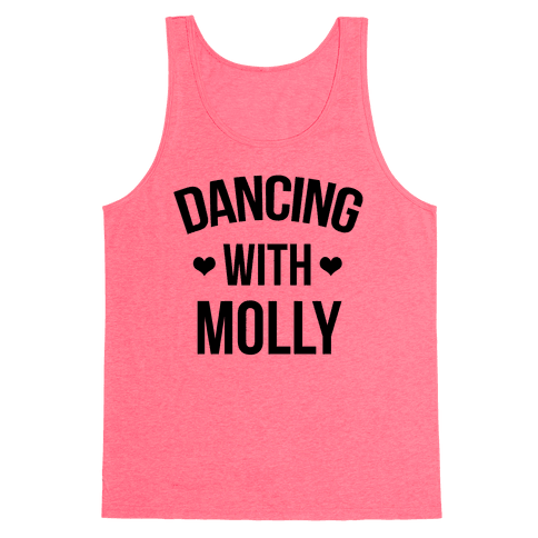 Dancing with Molly Tank Top