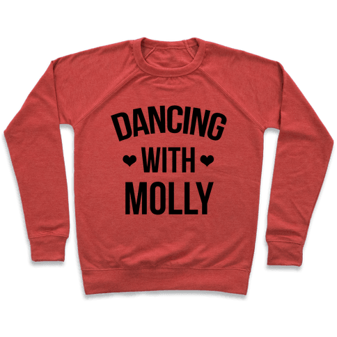 Dancing with Molly Pullover