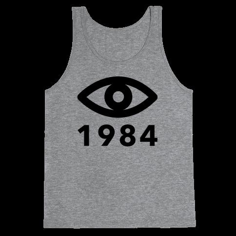1984: Always Watching Tank Top