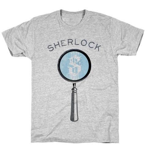 Sherlock & Watson (Part 1) T-Shirt