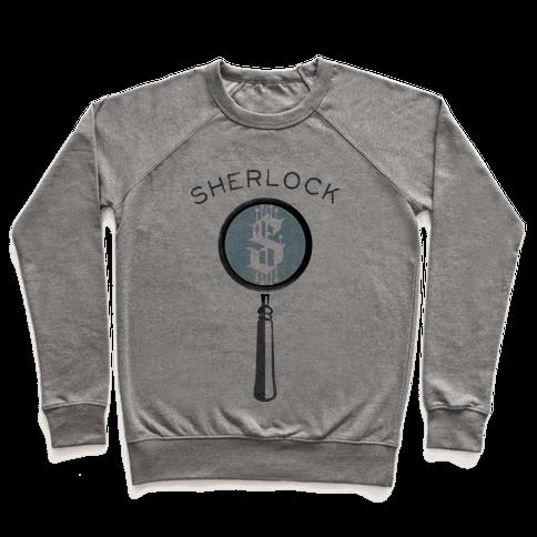 Sherlock & Watson (Part 1) Pullover