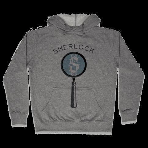 Sherlock & Watson (Part 1) Hooded Sweatshirt