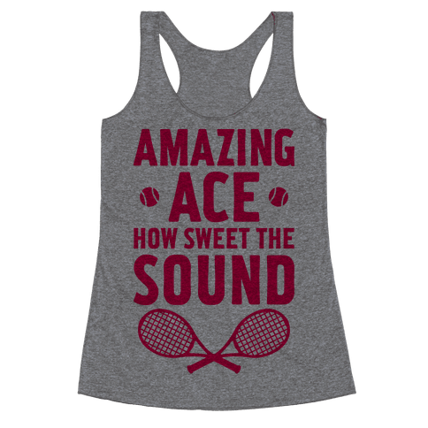 Amazing Ace Racerback Tank Top