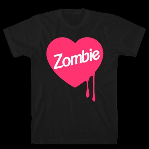 Zombie Doll Mens T-Shirt