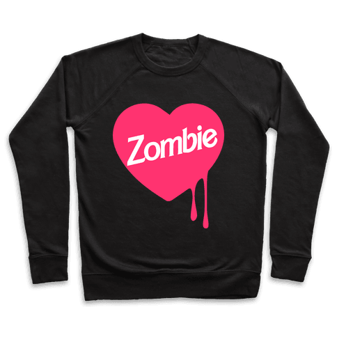 Zombie Doll Pullover