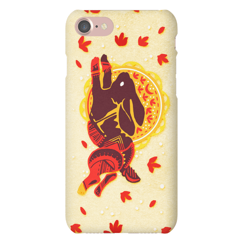 Tribal Rabbit Phone Case