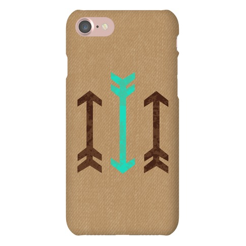 Triple Arrows Phone Case