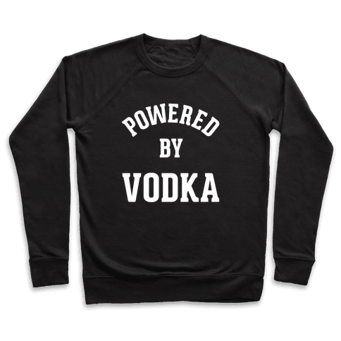 Powered By Vodka
