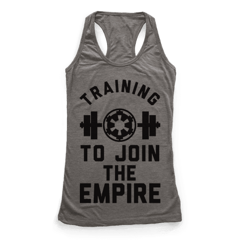 Training To Join The Empire