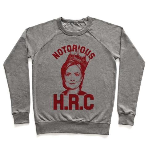 Notorious HRC Pullover