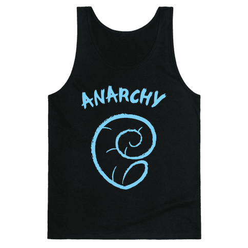 Anarchy Helix Tank Top