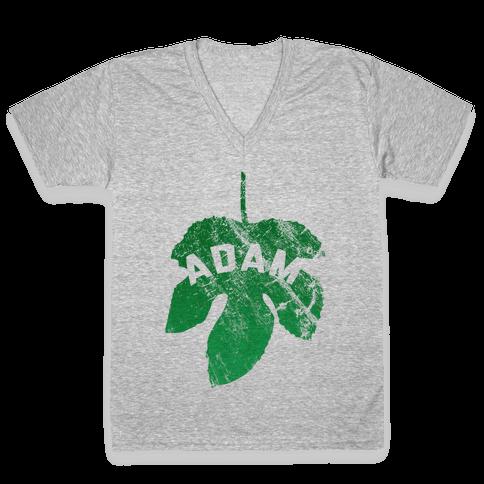 Adam V-Neck Tee Shirt