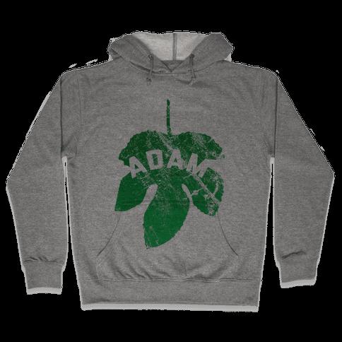 Adam Hooded Sweatshirt