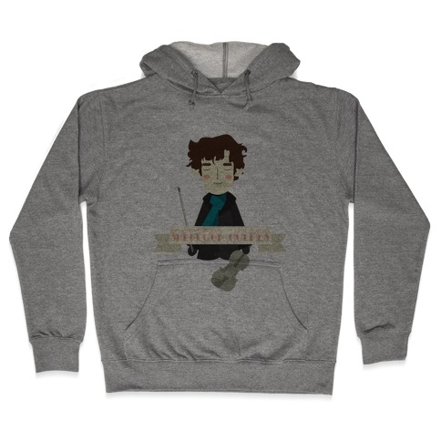 Sherlock Holmes Hooded Sweatshirt